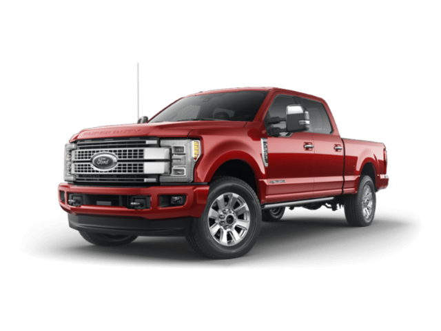 2018 Ford Superduty F-250 Platinum Truck